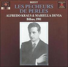 BIZET: LES PECHEURS DE PERLES NEW CD