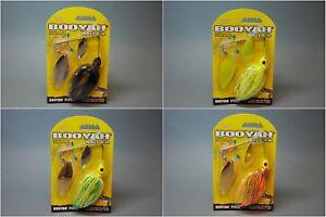 Booyah-Pikee-Tandem-Spinnerbait-Spinnkoder-14gr-viele-Farben