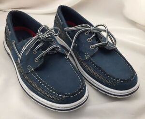 e79dad5db Tommy Hilfiger Men s Bedford Shoes Casual Lace Up Blue Size 8 Free ...