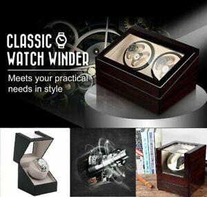Watch-Winder-Display-Box-Automatic-Rotation-Storage-3-Sizes-BA1