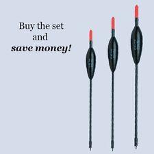 Premier stick floats alloy stemmed set of 14  river//chub//roach//dace fishing 6//8