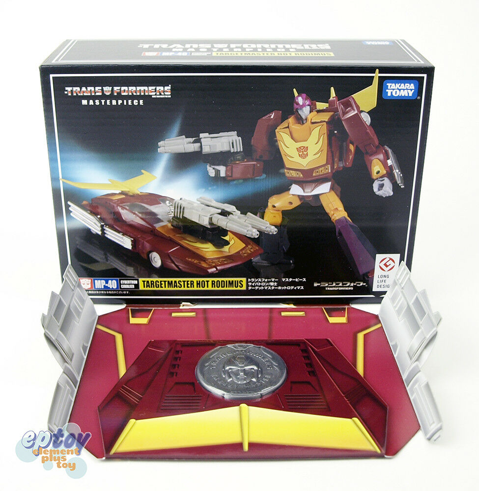 Transformers Masterpiece MP-40 MP-40 MP-40 Targetmaster Hot Rodimus f173a0