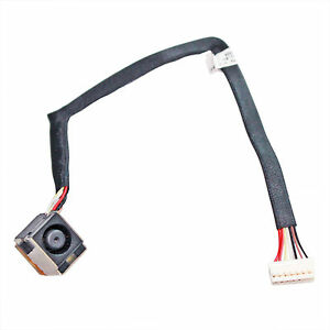 GinTai AC DC Power Jack Harness Cable Connector Charging Port Replacement for HP Spectre X360 13-4110dx 13-4116dx 13-4118nr