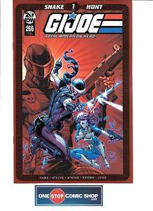 G-I-A-Real-American-Hero-266-John-Royle-1-15-Variant-Cover-NM-IDW-GI-JOE