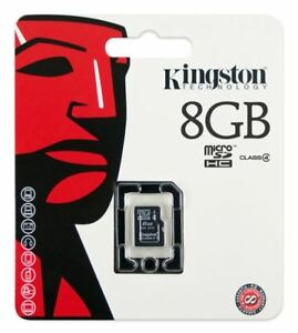 Kingston-8GB-microSDHC-Card-Class-4-without-Adaptor-mobile-phone-camera