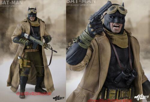 WJL Toys 1//6 Nightmare Batman Desert Accessories Clothes Set INSTOCK For12/'/' Hot