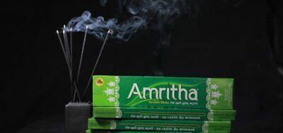 Incense sticksAmritha Jasmine fragrance 24 sticks