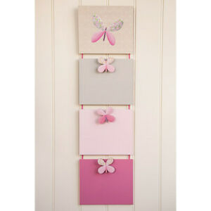 Picture Frame with Butterfly Clips