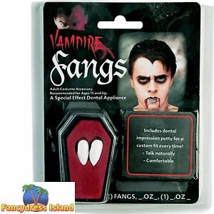 how to grow vampire fangs fast