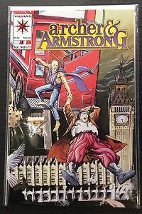 Archer-amp-ARMSTRONG-10-NM-1st-imprime-Vaillant-BD