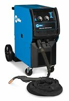 Miller Millermatic 350p Aluminum Mig Welder With 25-ft Xr-aluma-pro Gun (951452)