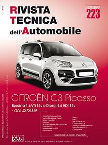 manuale tecnico di riparazione e manutenzione dell auto citroen c3 rh ebay it