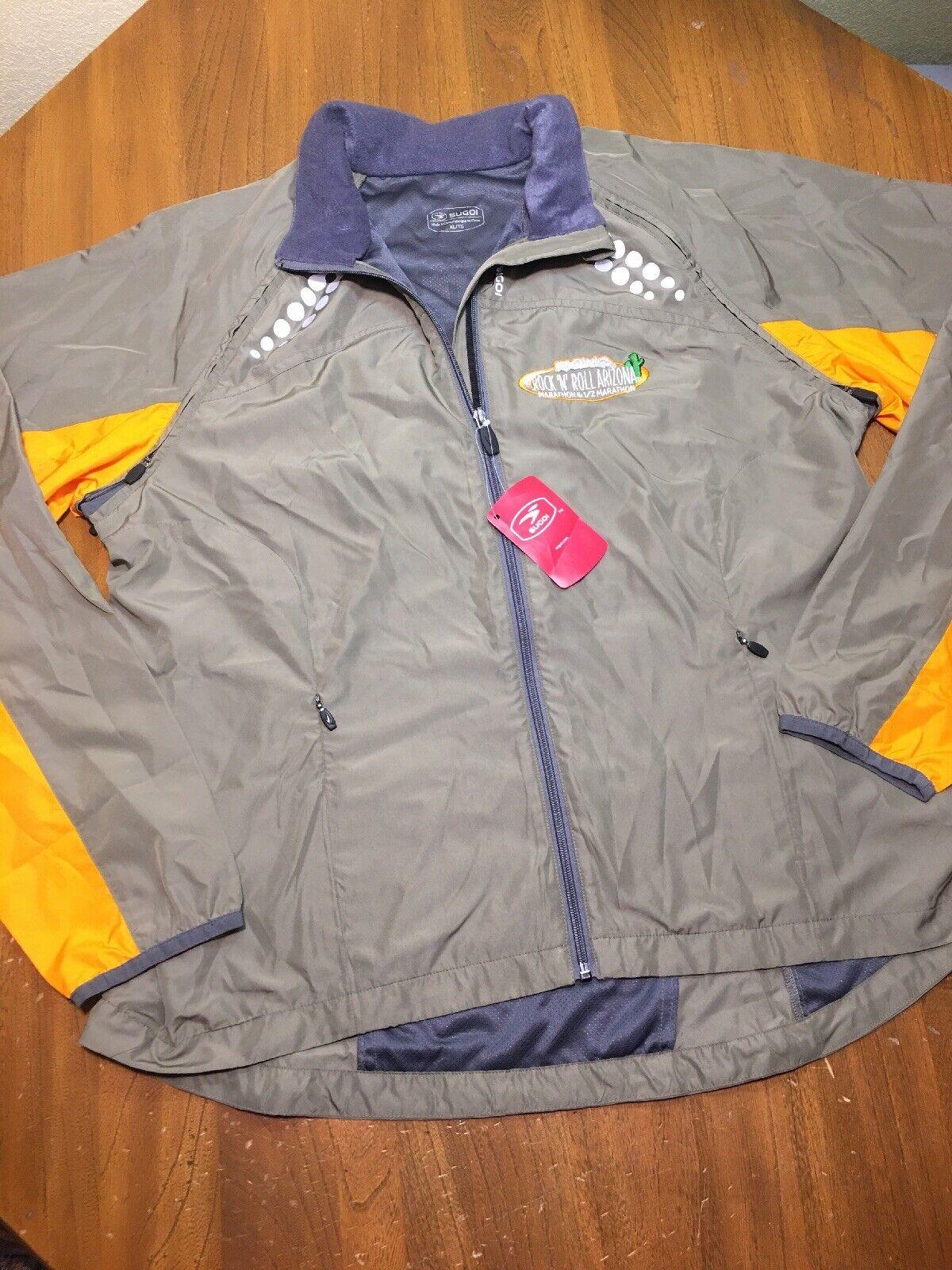 Chaqueta  de ciclismo para mujer Versa Sugoi Converdeible Vest Talla XL Nuevo Bordado  producto de calidad
