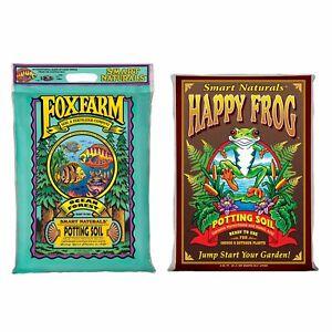Foxfarm-Happy-Frog-Potting-Soil-Mix-and-Ocean-Forest-Garden-Potting-Soil-Mix