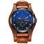 Curren-Army-Military-Quartz-Mens-Watches-Leather-Boys-Watch-Sport-Wrist-Watch-UK thumbnail 20