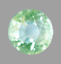 thumbnail 2 - Natural Green Apple Peridot Round 6.25 Ct Top Quality Certified Gemstone