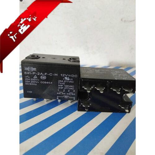 1pcs New Matsukawa Relay 841-P-2A-F-C-H-12VDC