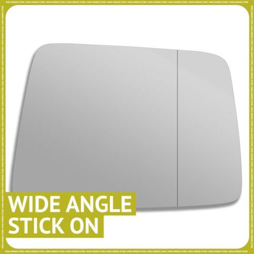 Lado Derecho para Nissan Patrol Y60 87-98 Espejo Retrovisor Águlo Amplio