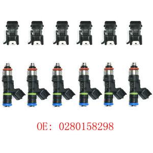 99-05 VW Beetle 1.8T turbo 20V Genuine Bosch EV14 60lb 630cc fuel injectors
