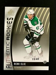 2017-18-SP-Game-Used-148-Remi-Elie-40-TRUE-RC