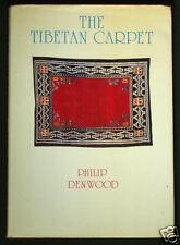 BOOK Tibetan Carpet oriental weaving textile art tribal rug art Chinese saddle