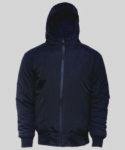 Dickies-Fort-Lee-Chaqueta-Impermeable-1000mm-Impermeables-Negro-Black