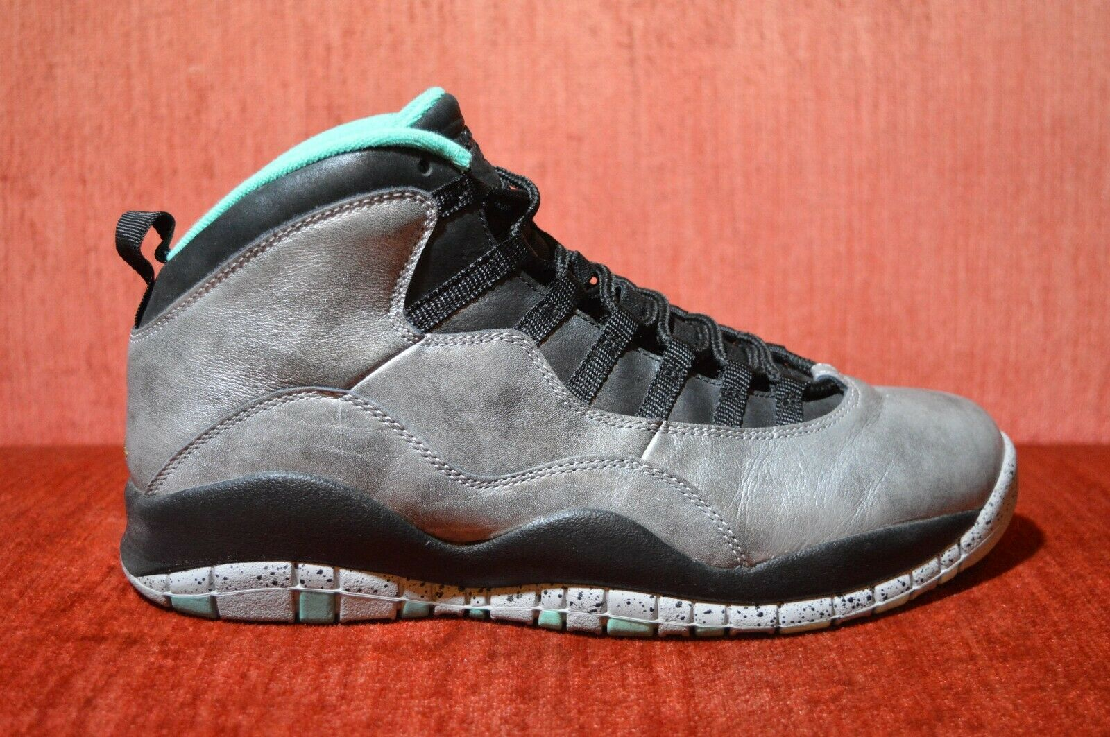 new style 2848a 04b37 WORN TWICE Nike Nike Nike Air JORDAN 10 RETRO X 30TH LADY LIBERTY DUST  705178 045