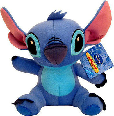 DISNEY LILO AND STITCH Cuddly Soft Plush Stuffed Toys