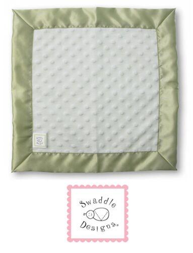 SwaddleDesigns PLUSH DOT Baby Lovie Lovey a Soft Security Blanket ~NEW~
