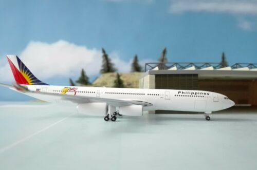 """Herpa Wings 1:500 529341  Philippine Airlines Airbus A340-300 /""""75th Anniversary/"""""""