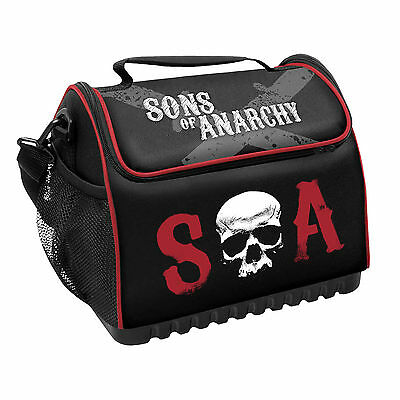 Licensed Sons Of Anarchy Large Sports Drink Cooler Eski Lunch Bag Fathers Day