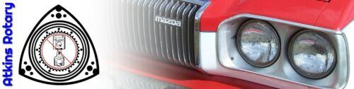 Mazda MPV Rear Tail Gate Emblem Chrome 2000 To 2006