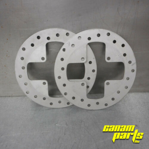 Can Am Outlander 400 500 650 800 Front Brake Rotor Pair 2006-2012