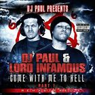 Come With Me to Hell, Vol. 1 [PA] by DJ Paul (Rap)/Lord Infamous (CD, Mar-2014, Select-O-Hits)
