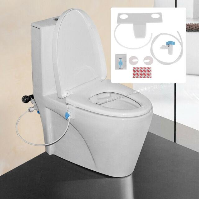 Clean Clear Rear End Bidet Butt Wash Washer Fresh Water Spray Toilet Easy Flush For Sale Online