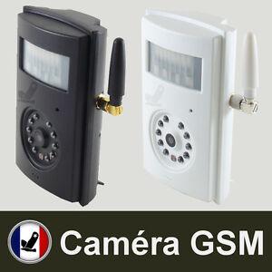 alarme camera gsm 3G wifi video securite videosurveillance mms