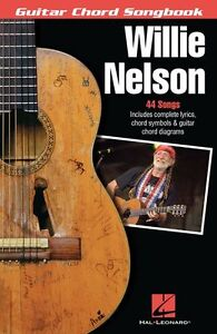 Willie-Nelson-Guitar-Chord-Songbook-Strum-Play-Country-Songs-Lyrics-MUSIC-BOOK