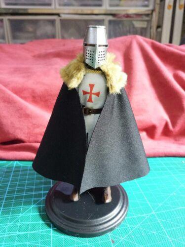 NO Figura SCALA 1:12 nero fatto a mano Mantello Cape modello per Bandai SHF Figma corpo