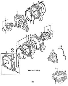 1980-1985 Mazda RX-7 Rotary Engine Side Seal Single OEM NEW - 1011 on rotary motor diagram, mazda rotary engine turbo, mazda rotary engine parts, 2003 mazda 6 engine diagram, mazda b2200 engine diagram, 13b rotary engine diagram, 2006 mazda mpv engine diagram, mazda rotary engine failure, rx7 rotary engine diagram, mazda rx-9 2014 rotary, 2005 mazda 6 engine diagram, mazda rotary engine problems, mazda cx-7 engine diagram, mazda protege engine diagram, 1997 mazda mpv engine diagram, wankel rotary engine diagram, animated rotary engine diagram, 4 lobe rotary engine diagram, mazda rotary engine animation, mazda 3 rotary engine,