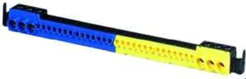 PROTEC.class FR-AP-Verteiler N//PE-Klemmleiste PEKLN N//PE fuer PUV PUV