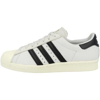 Adidas Superstar 80s Women Scarpe Da Donna Originals Retro Sneaker White Cq2512-mostra Il Titolo Originale