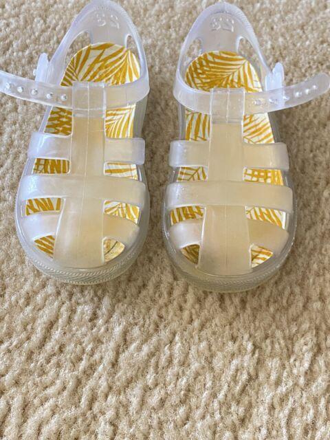 Zara Baby Boy Fisherman Jelly Sandals Size 7 | eBay