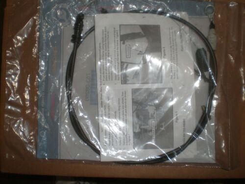 "33/"" WALKBEHIND CUB CADET CLUTCH DECK CABLE OEM 753-08266 replaces 946-04610"