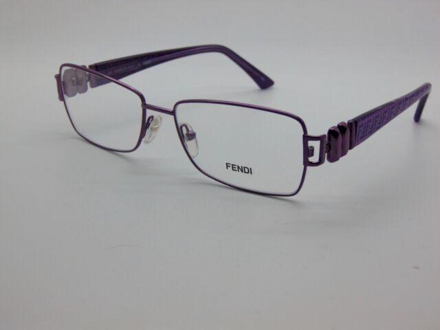 83366eb336c Authentic Fendi F 883 539 Purple 55mm RX Eyeglasses for sale online ...