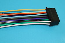 Wire Harness for SONY CDX-GT56UI *Includes 1 HARNESS (100% Copper) ONLY* NEW #L