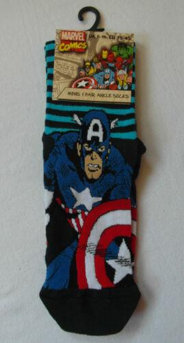 MARVEL COMICS HEROES Size Men/'s Socks UK 6-11; EUR 39-45