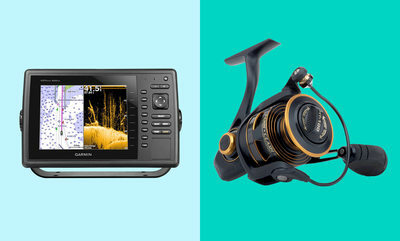 What a Catch! Best-selling Fishing Gear Up to 40% off reels, fishfinders, and more.