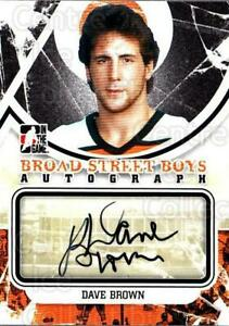 2011-12-ITG-Broad-Street-Boys-Autographs-ADBR-Dave-Brown
