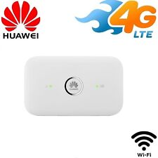MODEM PORTATILE HUAWEI E5573CS WIRELESS WIFI SCHEDA SIM CARD INTERNET 4G LTE 3G