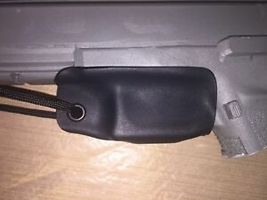 Kydex-Trigger-Guard-for-Glock-20-21-Black